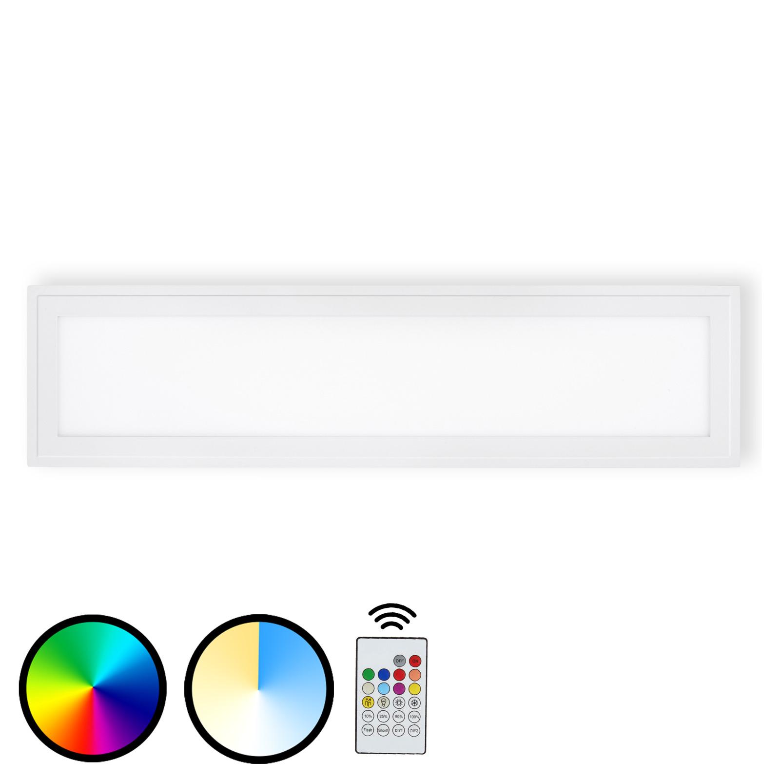LED-Deckenlampe 3033-016 Piatto mit Fernbedienung