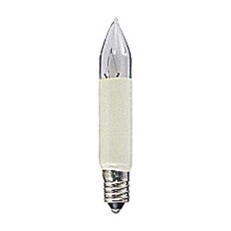 E10 3W 23V Varalamput kynttilöihin 2kpl