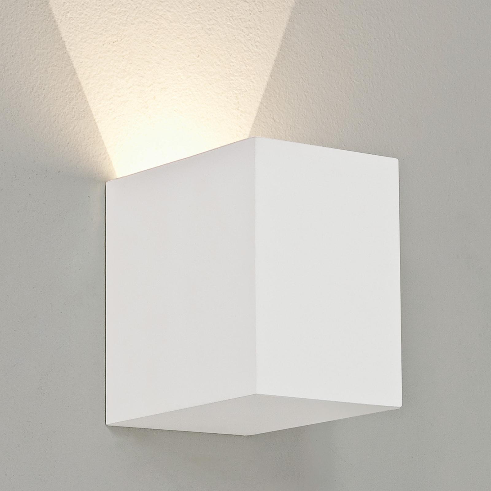 Astro Parma 100 LED-Wandlampe aus Gips, 2.700 K