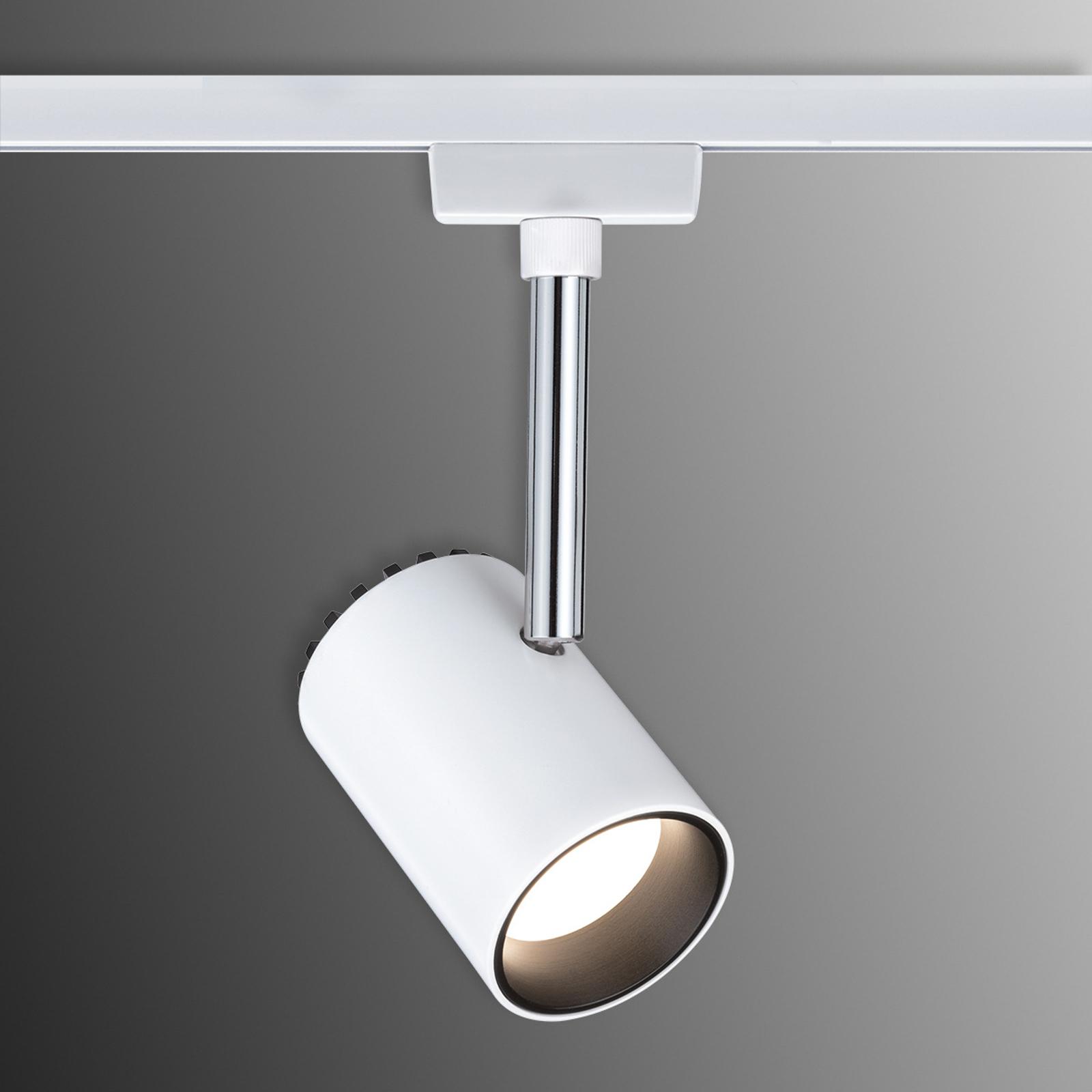 Paulmann URail Shine LED spot in wit
