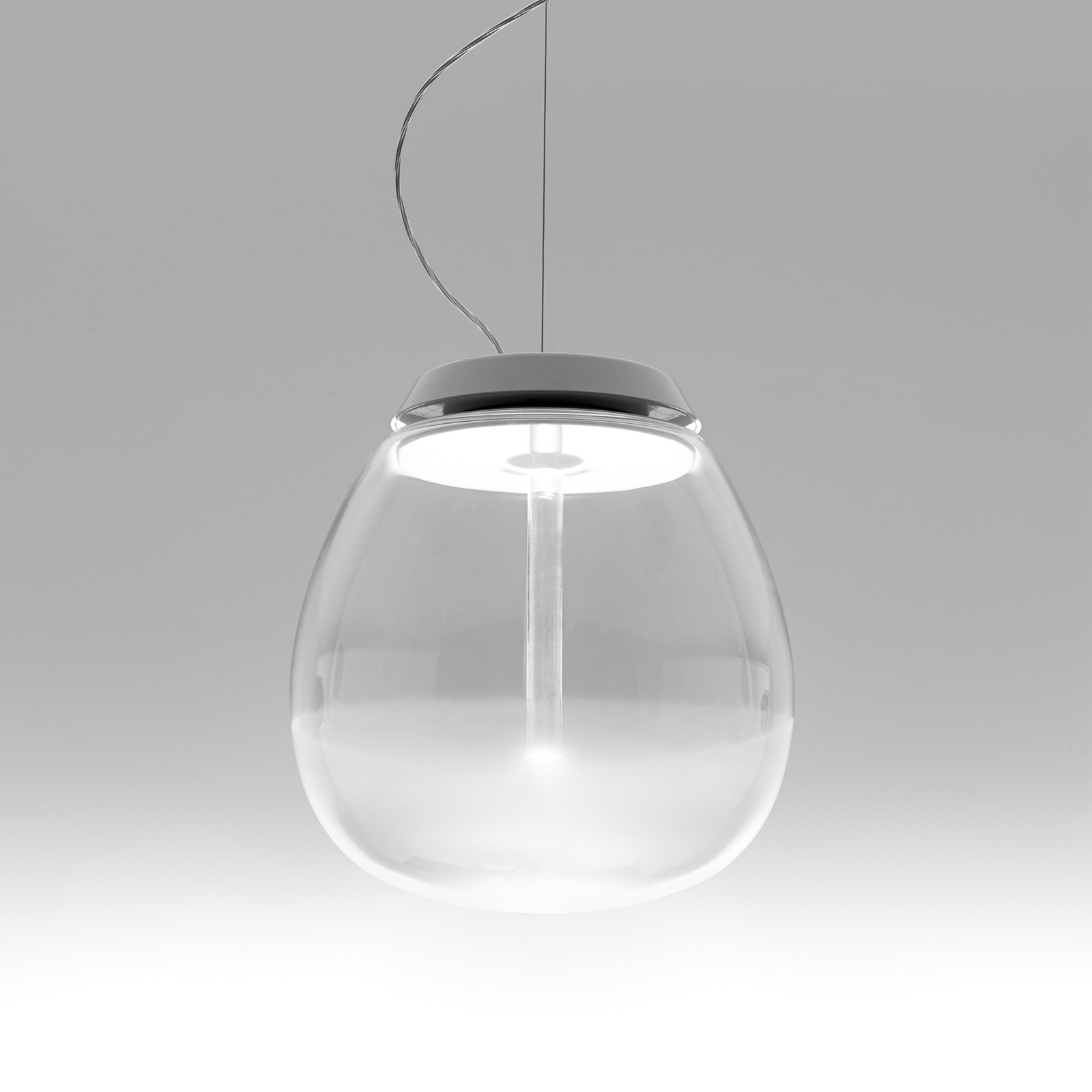 Artemide Empatia LED-Hängeleuchte, Ø 16 cm