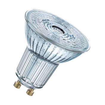 OSRAM LED-reflektor Star GU10 4,3W varmhvid, 120°