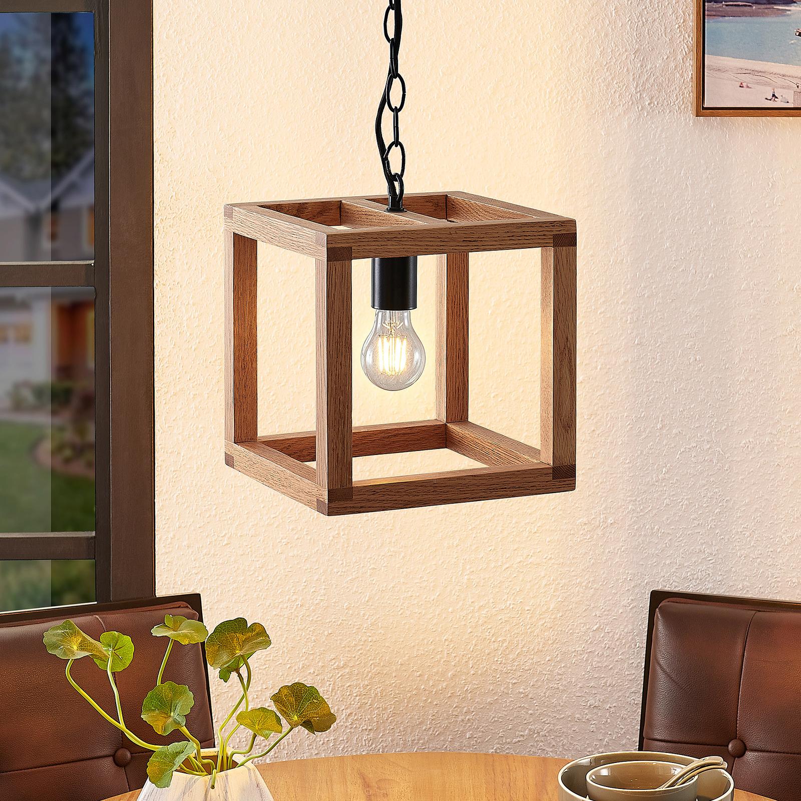 Lucande Sedrik lampa wisząca, 1-punktowa