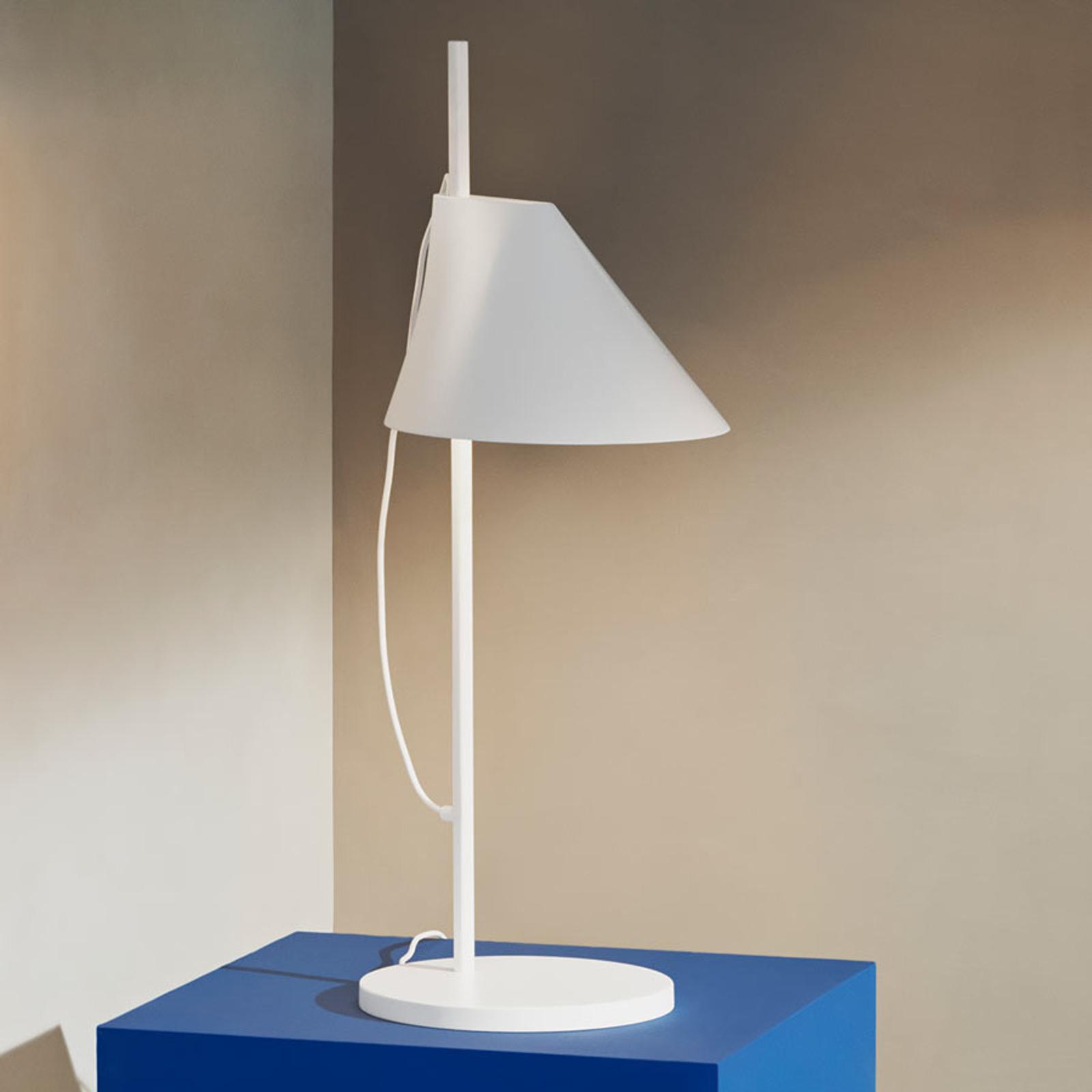 Louis Poulsen Yuh - LED-Tischleuchte in Weiß