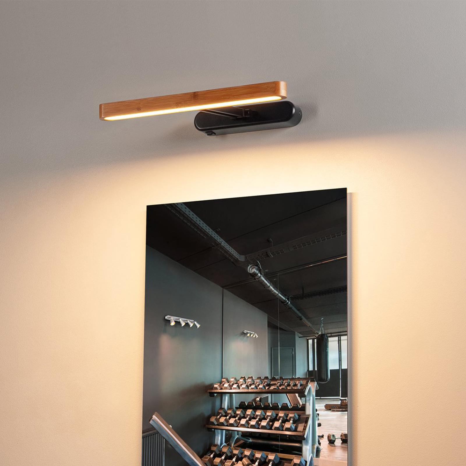 SLV Vincelli D LED-Wandleuchte Ausladung 10,4 cm
