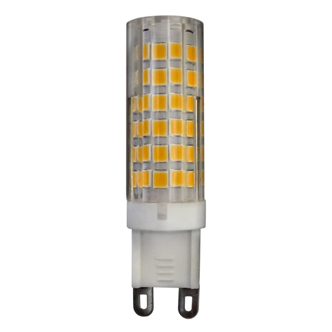Lampadina LED bispina G9 6W 3.000K
