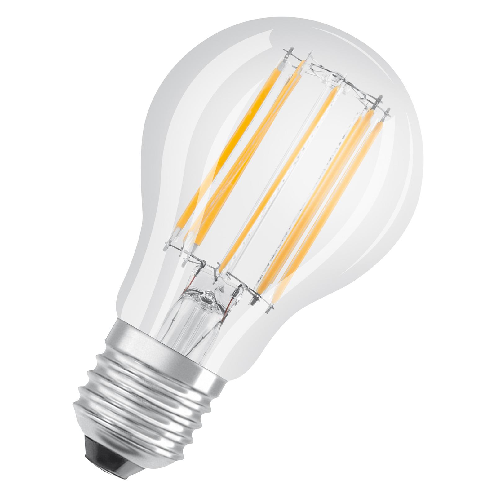 OSRAM LED-Filamentlampe E27 Base 11W 2.700K 3er