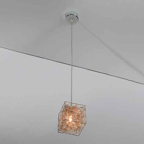 Knikerboker Kubini LED a sospensione di design