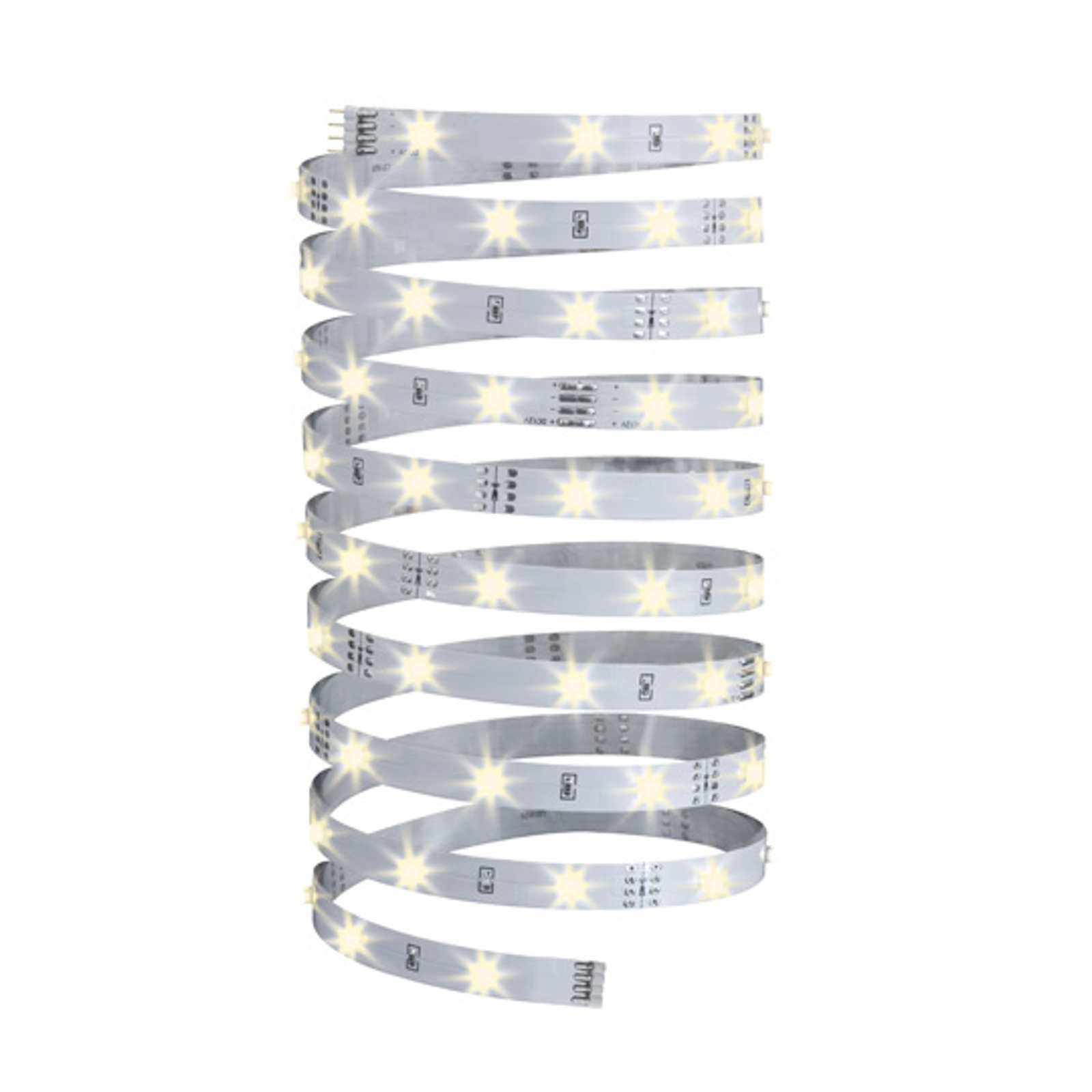 Warm witte LED strip YourLED Eco 5 m, wit