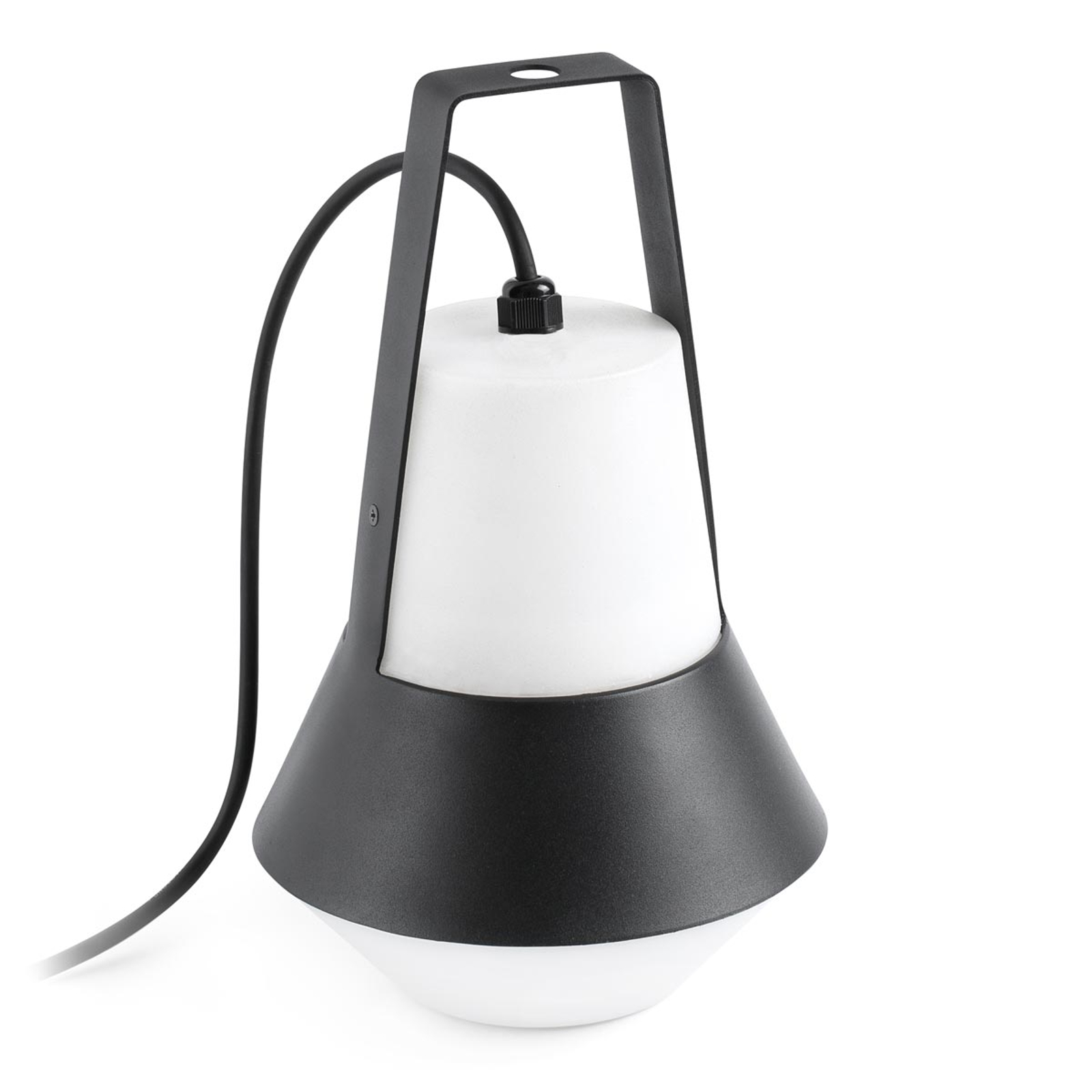 Luminaire d'extérieur stylé Cat - portable
