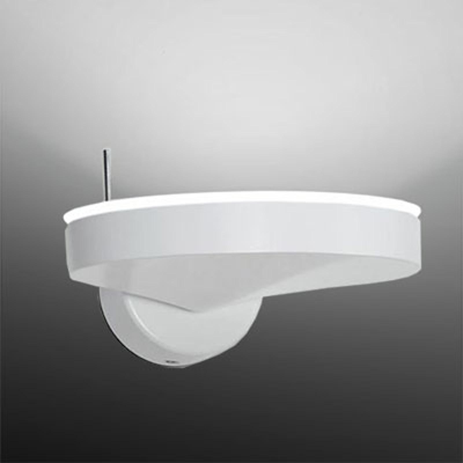 Hvit lakkert vegglampe 3-LED 1 lys