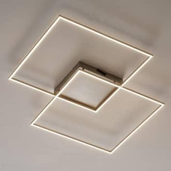 Paul Neuhaus Q-INIGO LED plafondlamp met 2 lampjes