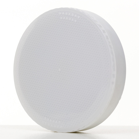 Lampadina LED GX53 7W, bianco caldo, dimmerabile