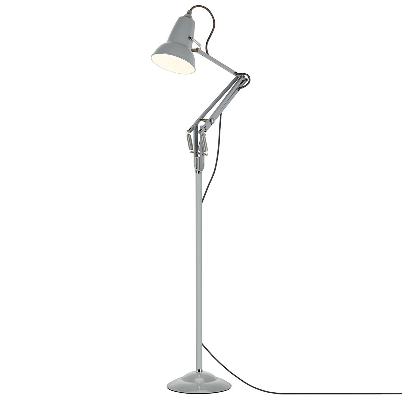 Anglepoise Original 1227 Mini gulvlampe grå
