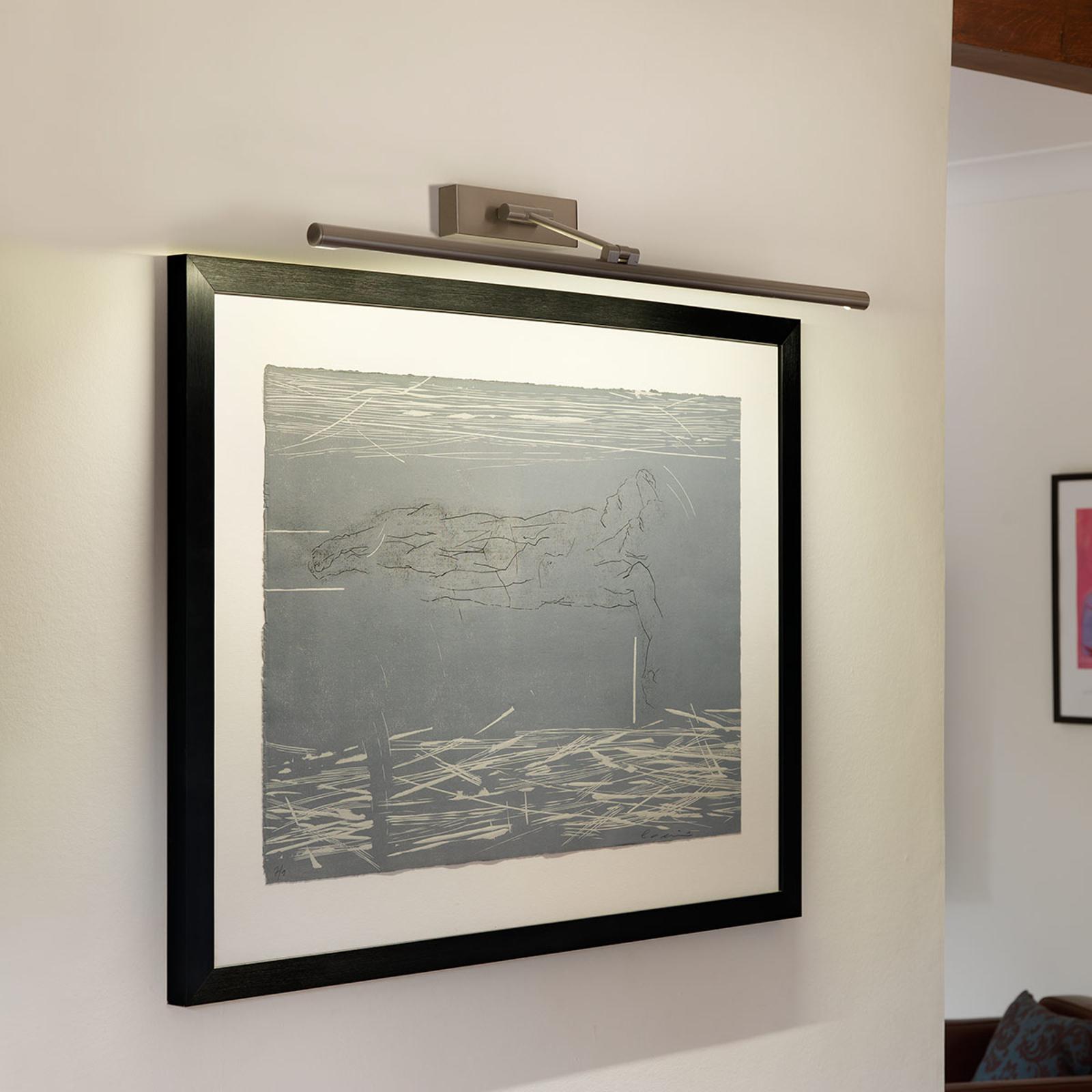 Astro Goya 760 - LED-Bilderleuchte, nickel