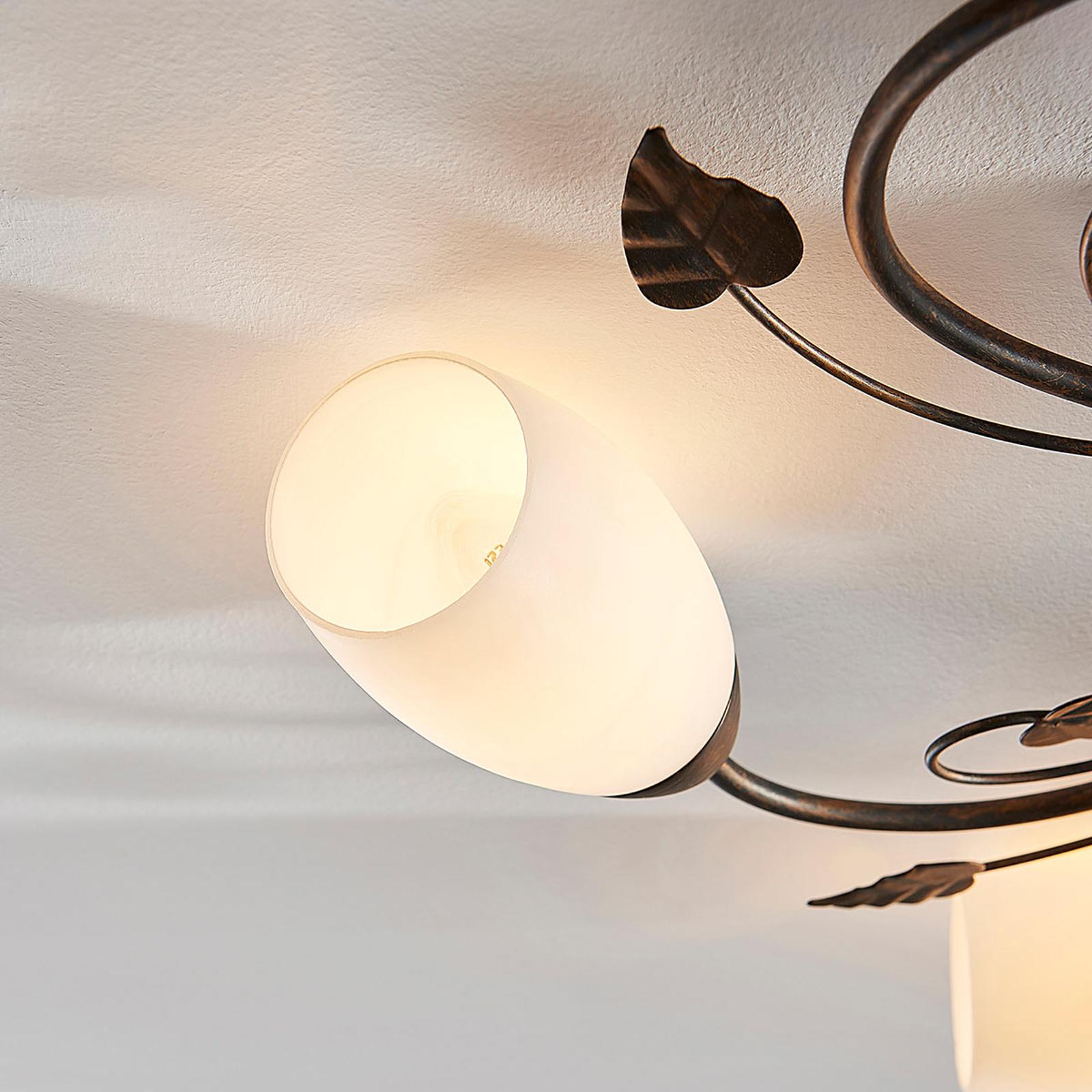 led lampen weiß für stube