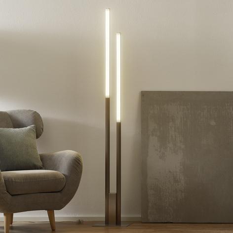 EGLO connect Fraioli-C lampada LED da terrra