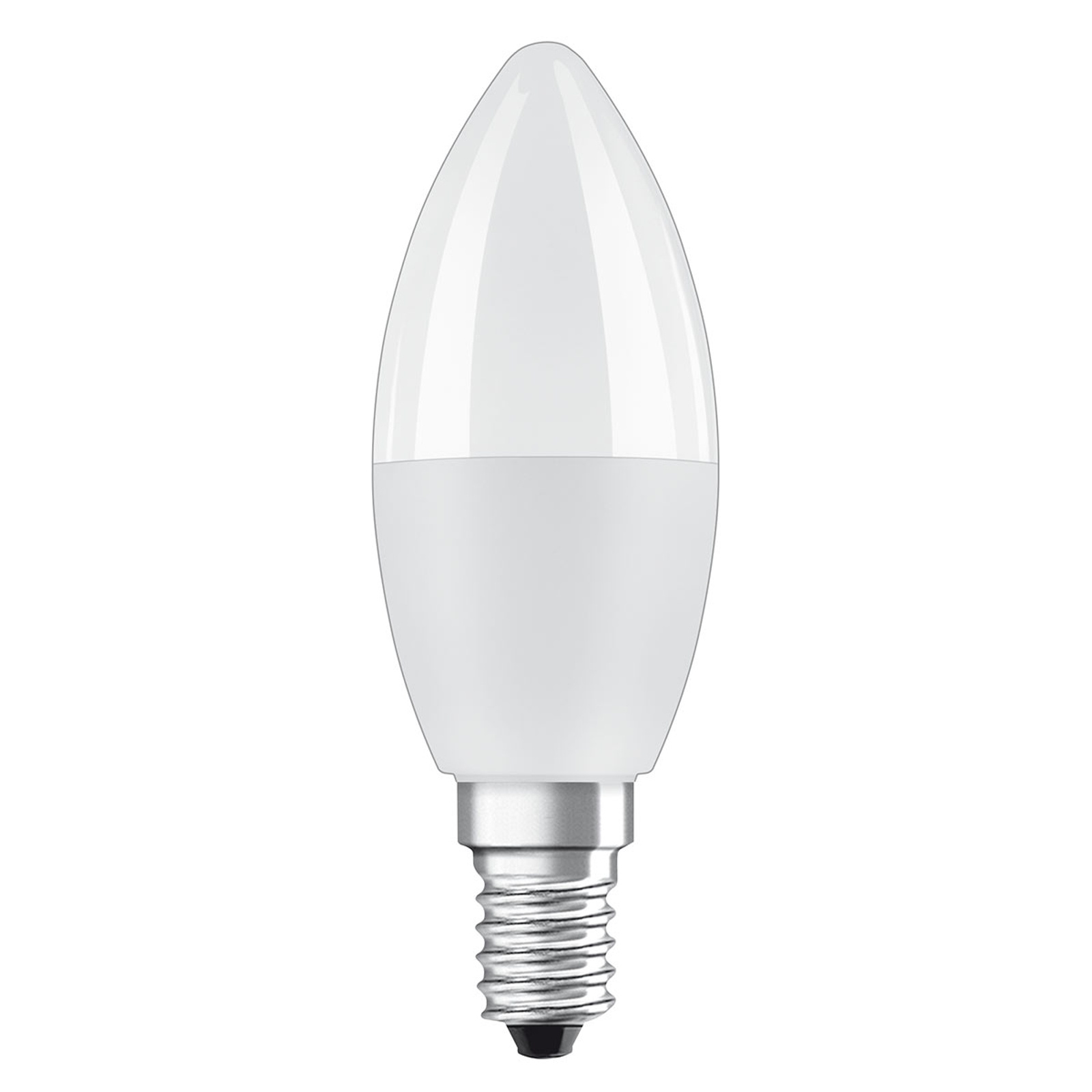 OSRAM LED-Lampe E14 5,5W Star+ Kerze Remote matt