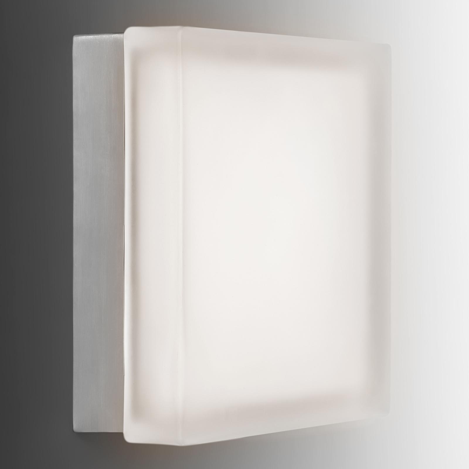 Applique LED Briq 02L moderne blanc chaud