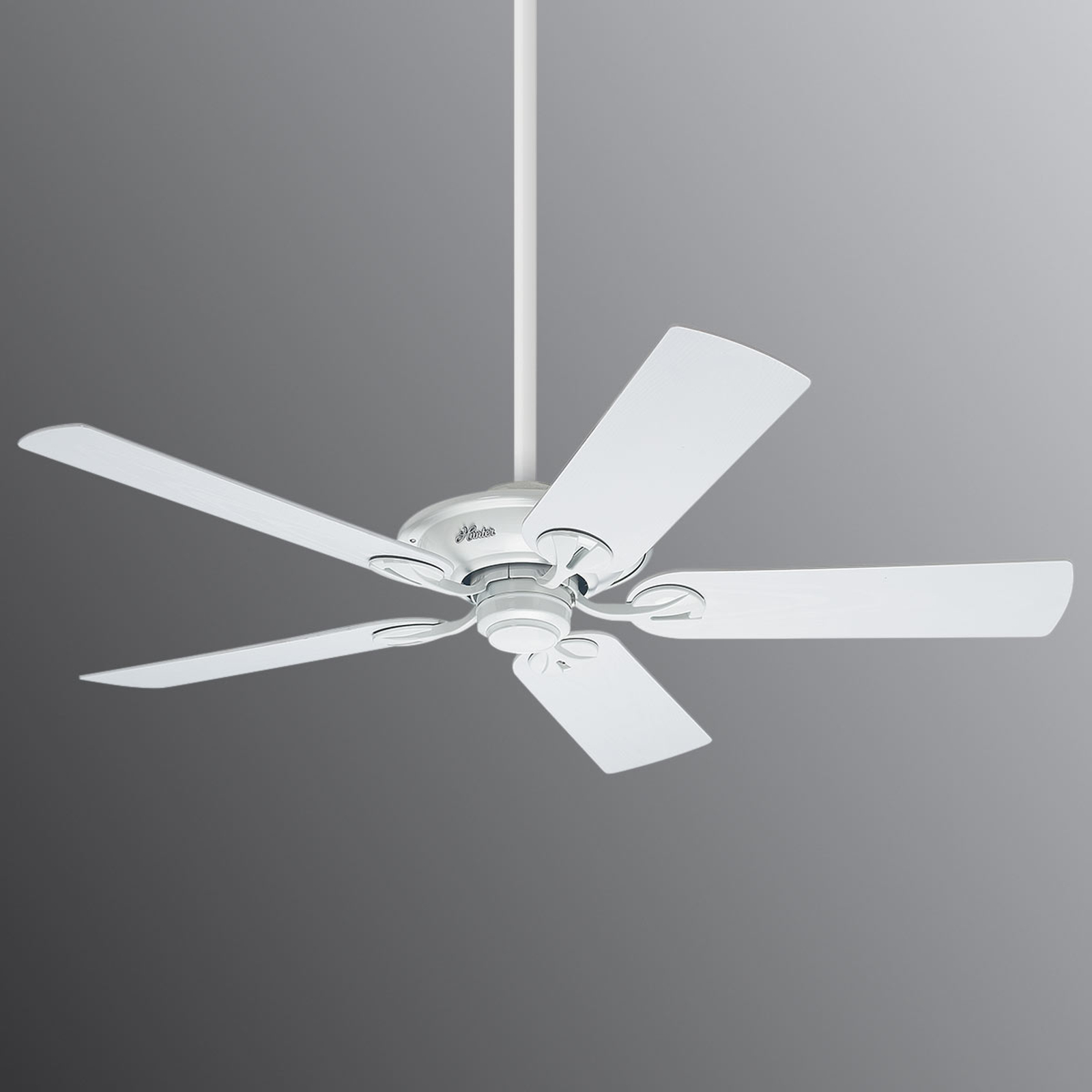 Hunter Maribel - ventilateur de plafond blanc