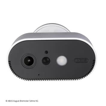 ABUS set 2x videocamera a batteria + stazione base