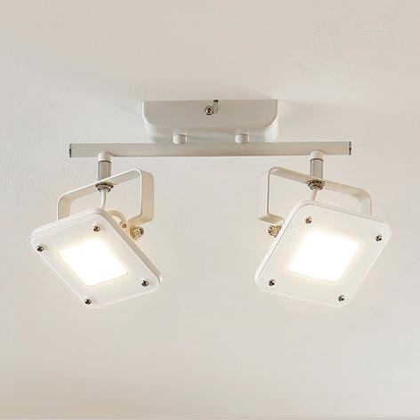 Spot LED Juliana, dimmerabile, 2 luci