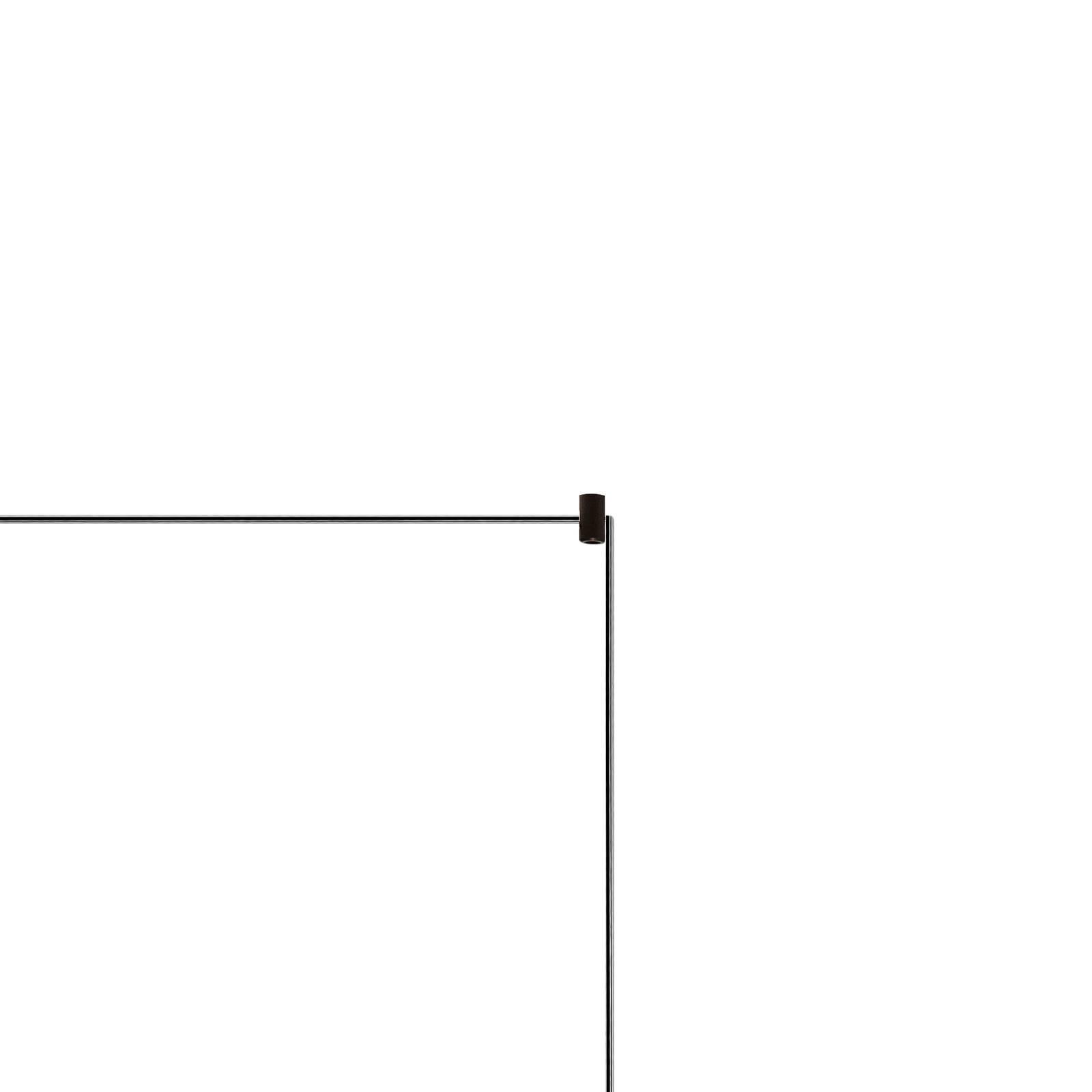 Karman Filomena LED-Wandleuchte 1fl 2.700K Ø 8cm