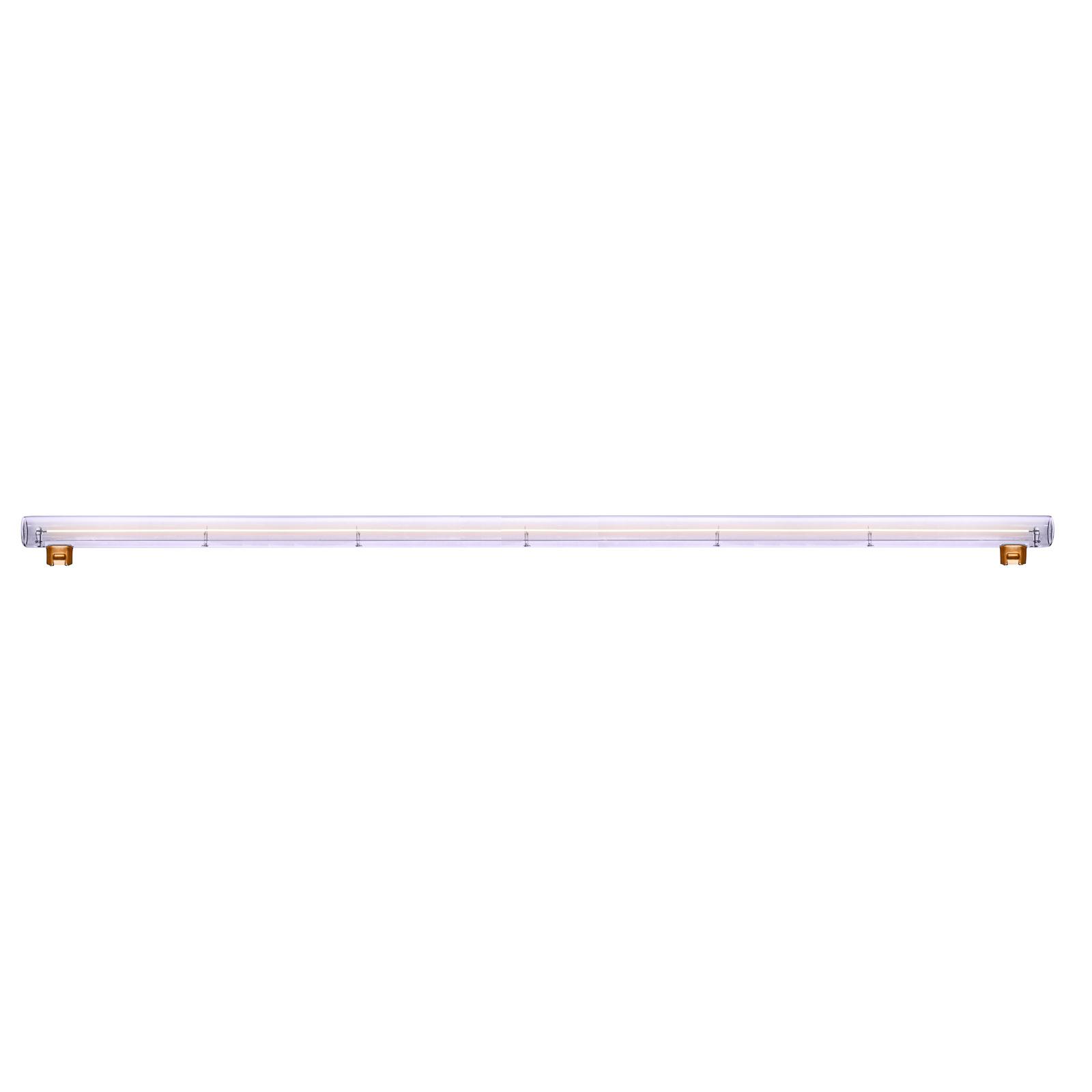 SEGULA LED linéaire S14s 13W 2200K 100cm transp.