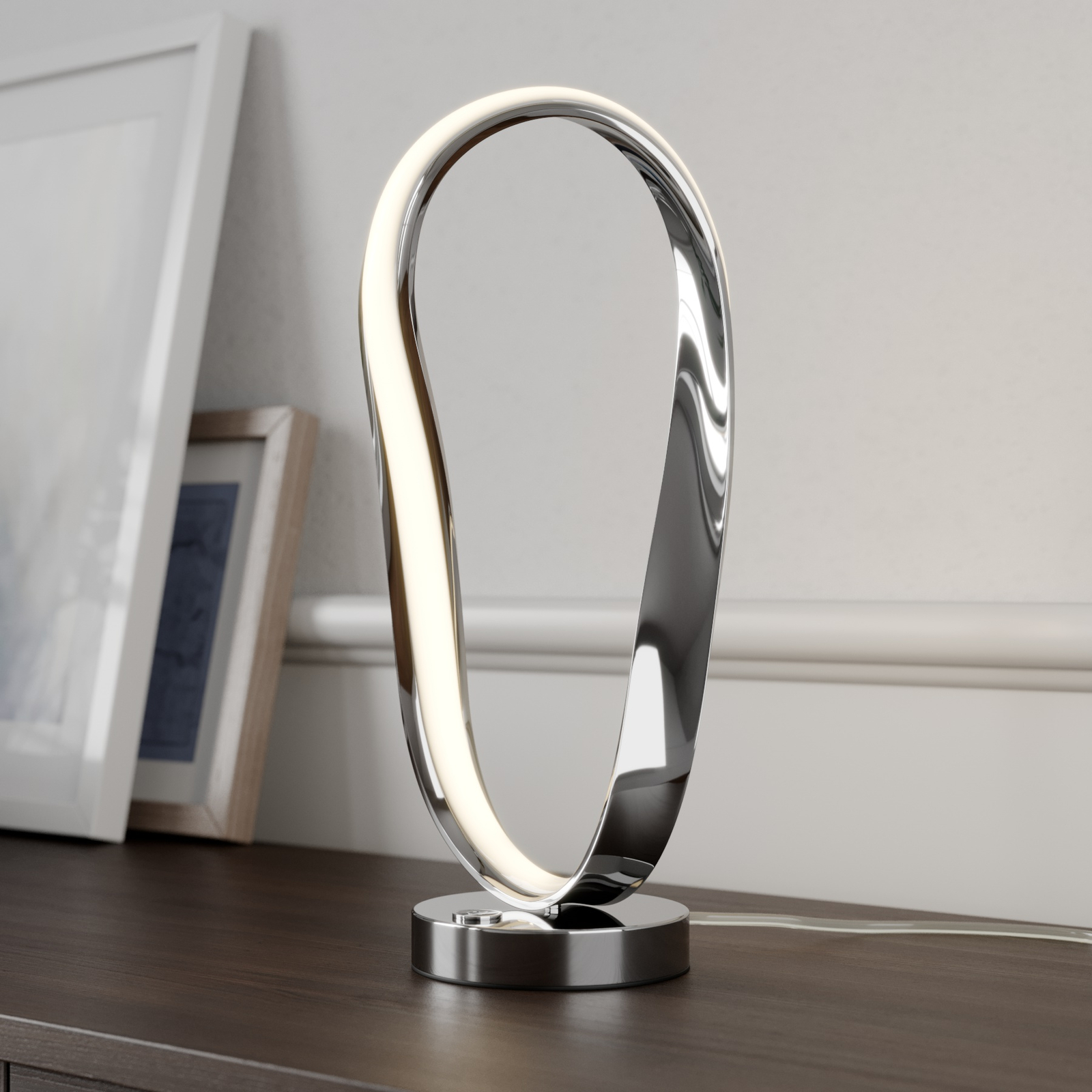 Lucande Xalia LED-bordslampa