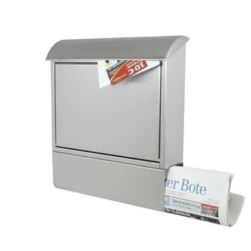 Postilaatikko sanomalehtilaatikko