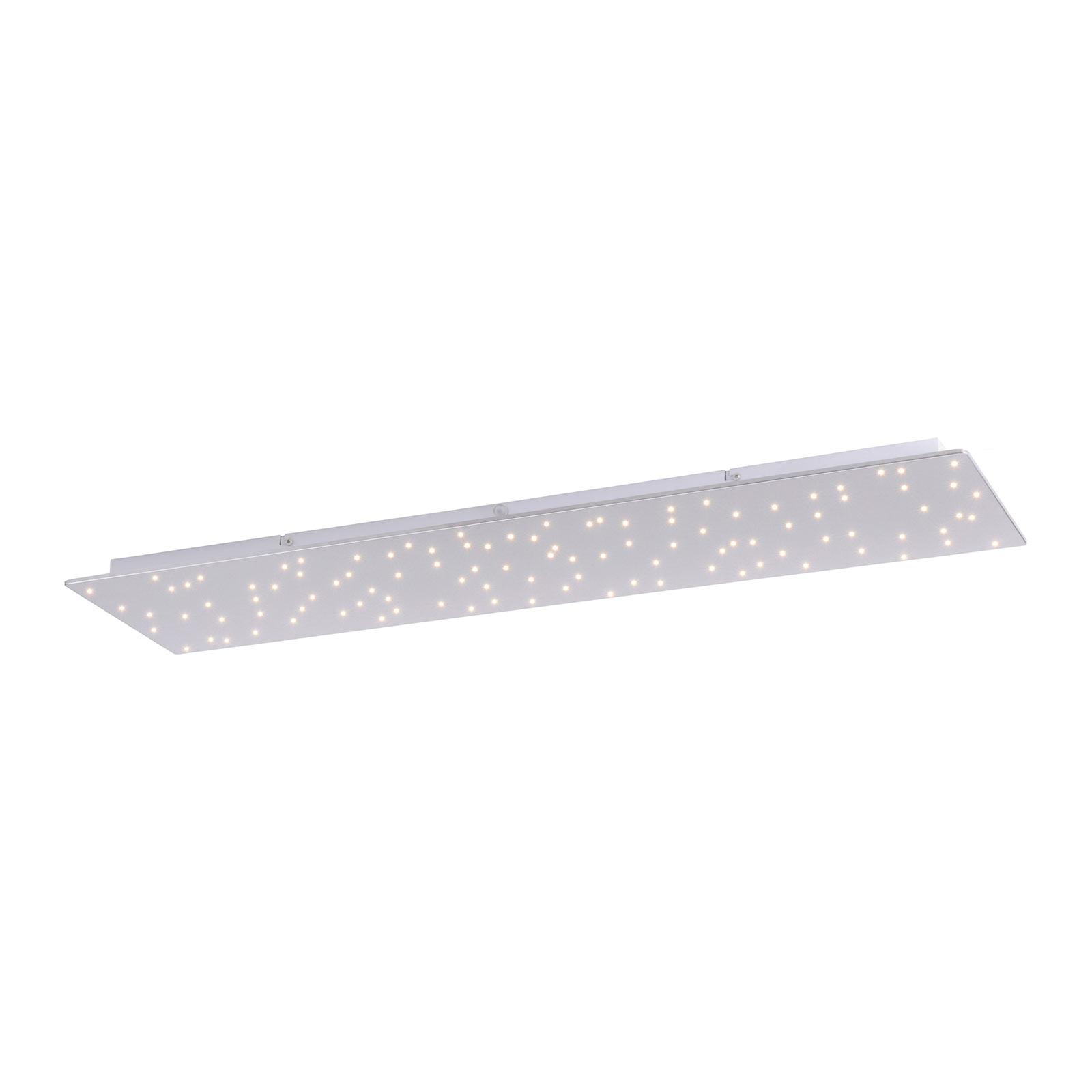 LED-Deckenleuchte Sparkle, tunable white, 100x25cm