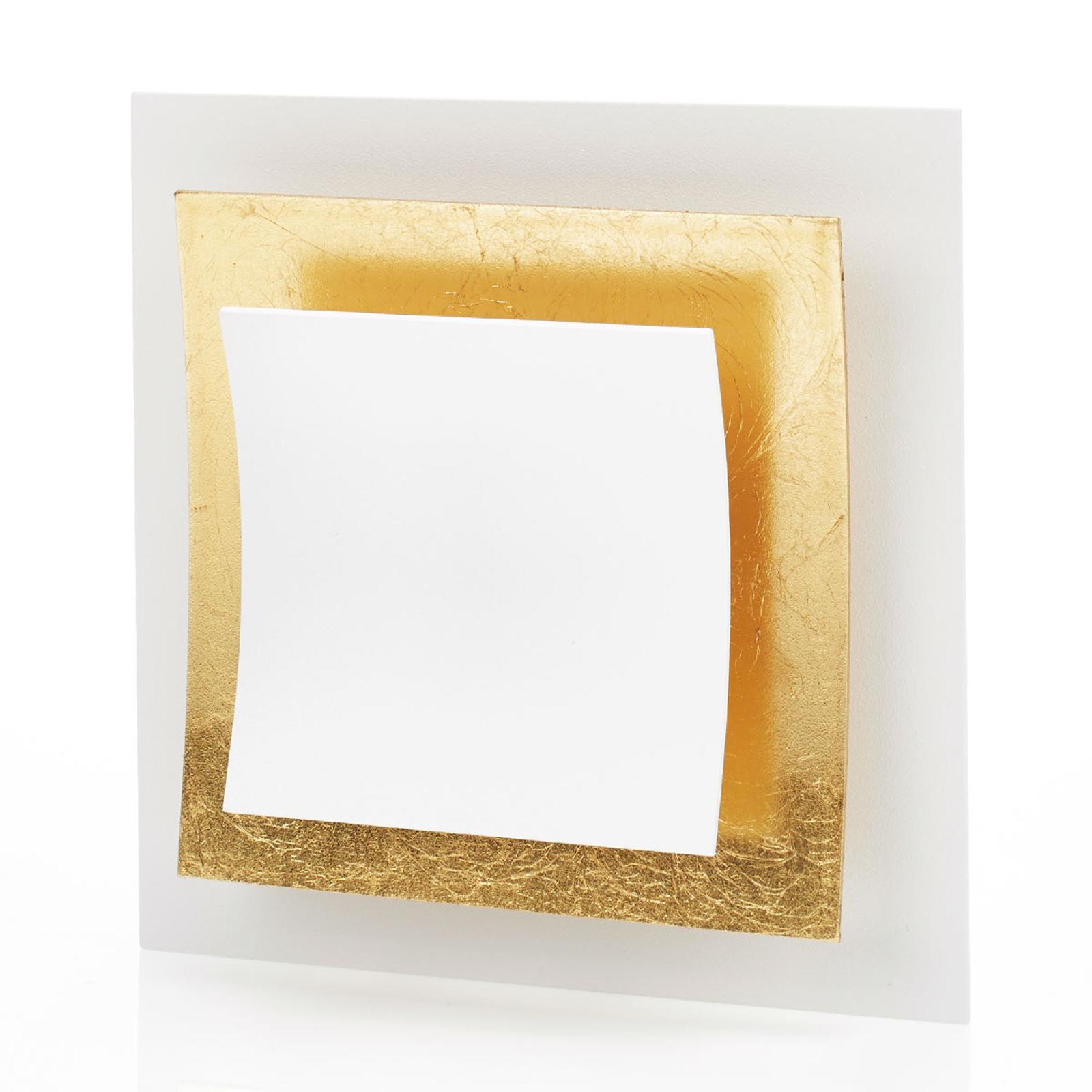 Applique dorata Pages 14 cm