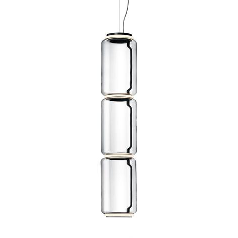 FLOS Noctambule LED hanglamp Low Cylinders