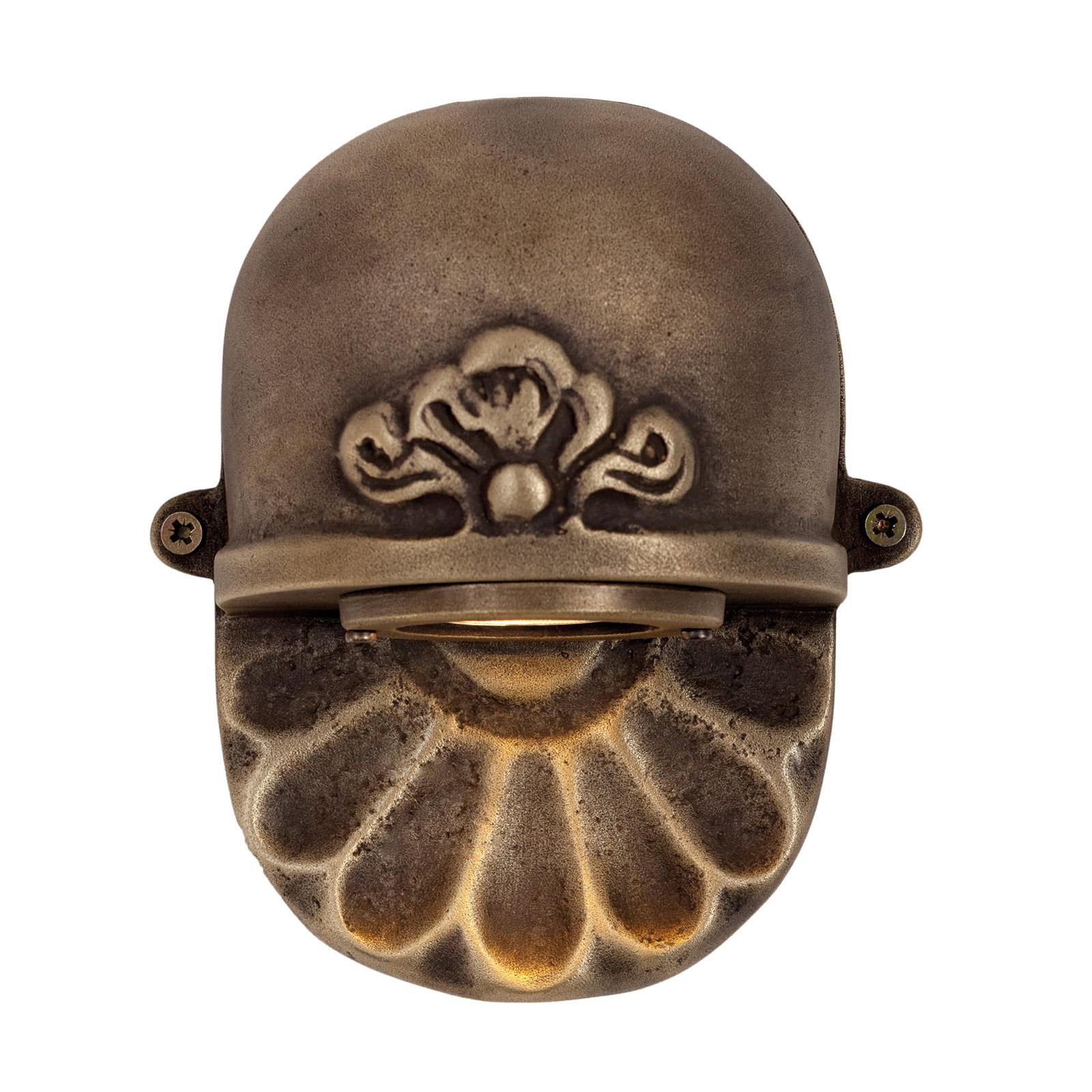 Applique d'extérieur Tramonto couleur bronze