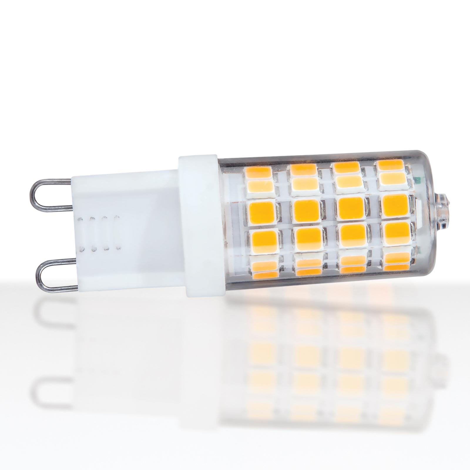 Ampoule LED crayon G9 4W 828