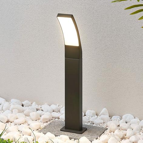 Borne lumineuse LED Ilvita, anthracite