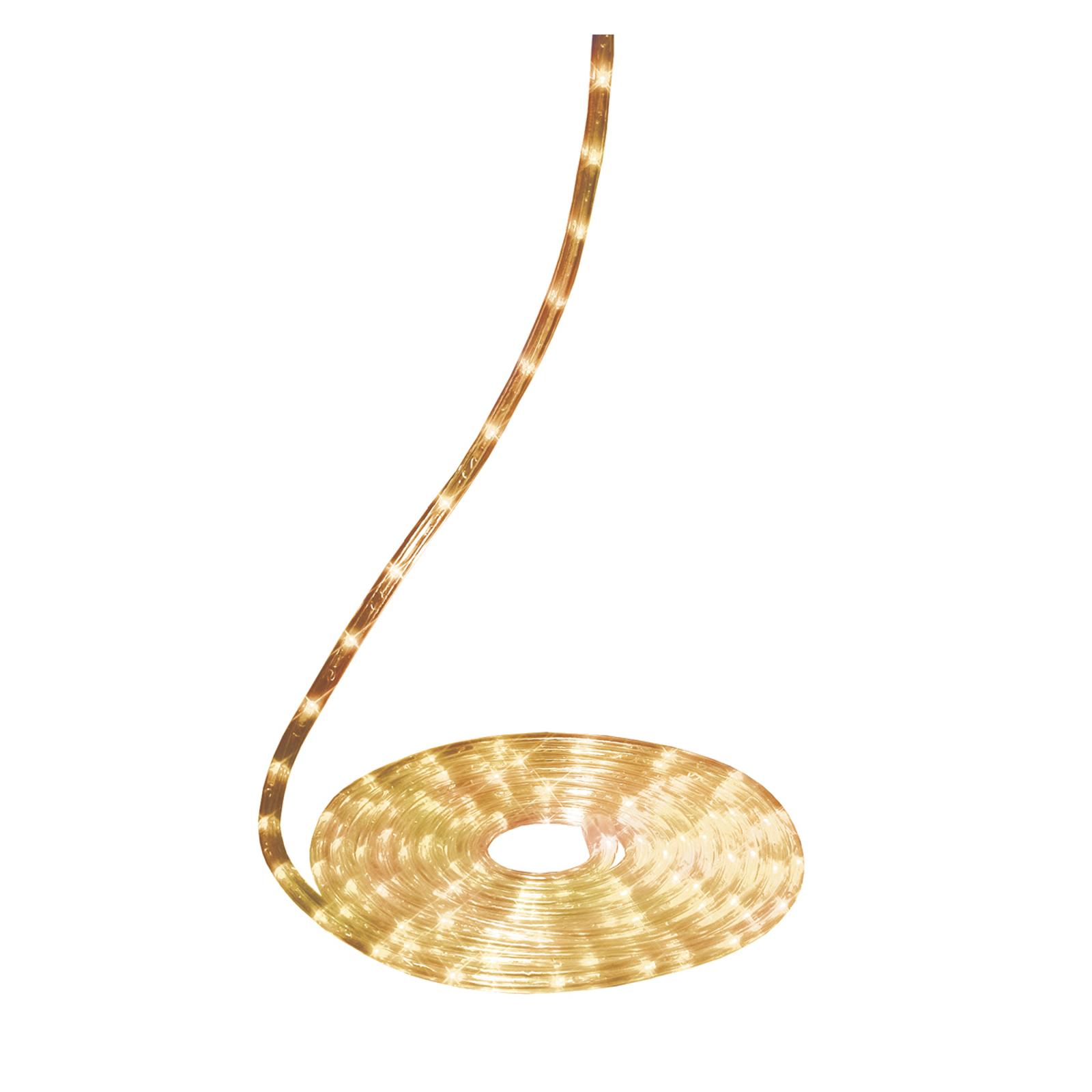 Micro Ropelight - 6 m lang klar lysslange