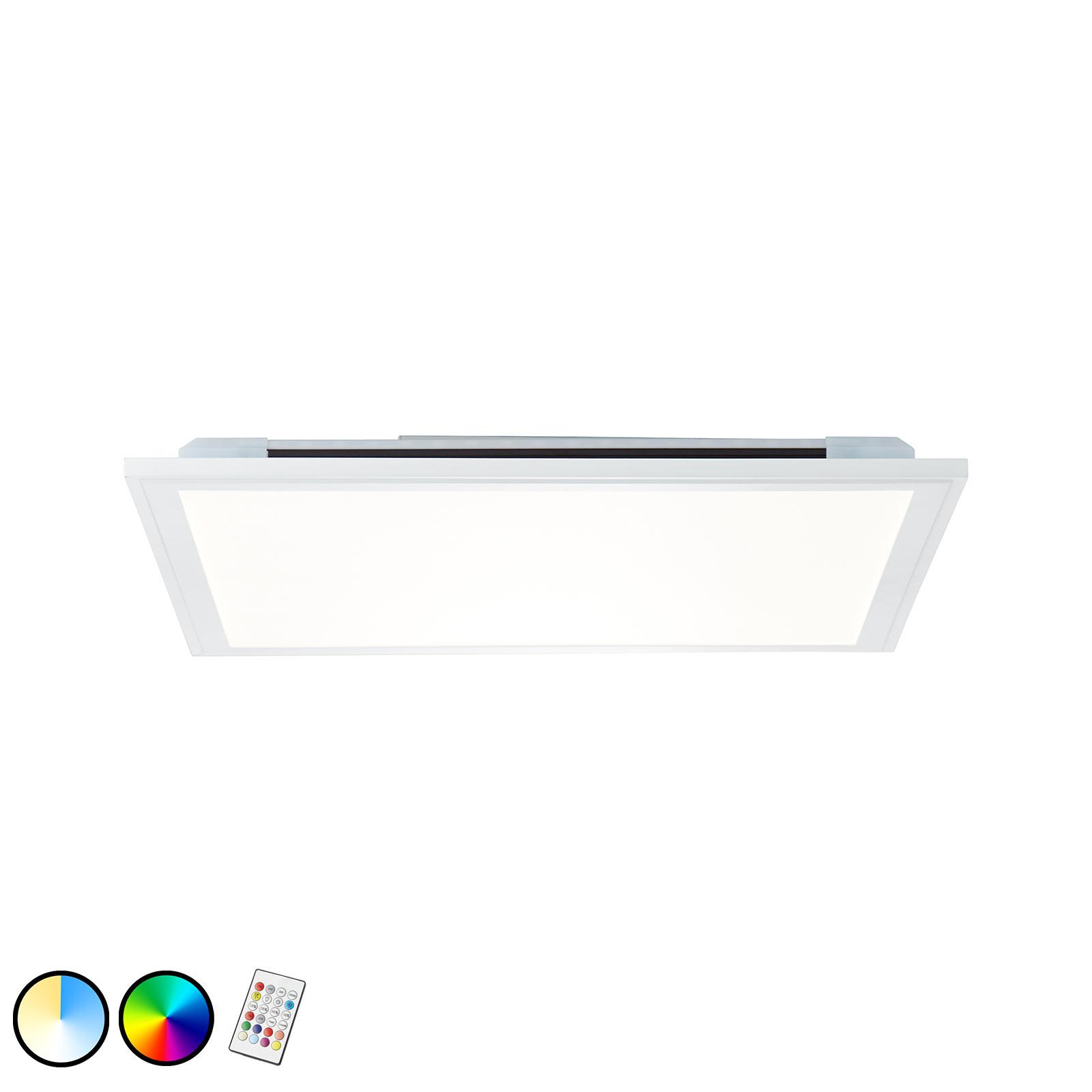 LED-taklampa Allie, 40 x 40 cm