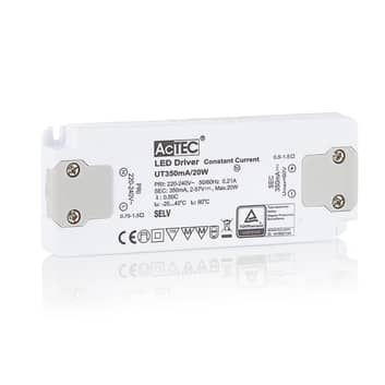 AcTEC Slim driver LED CC 350mA, 20W
