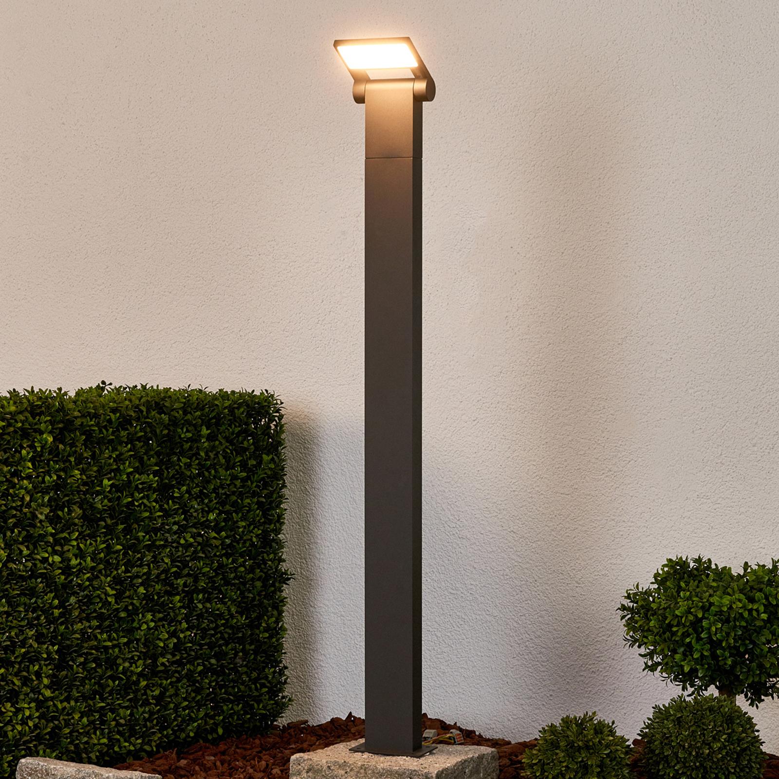 Modern LED-väglampa Marius