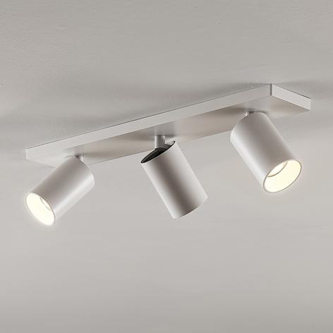 Spotlight Brinja, GU10, vit, 3 lampor