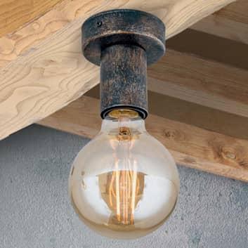 Lámpara de techo Rati sencilla en estilo Vintage