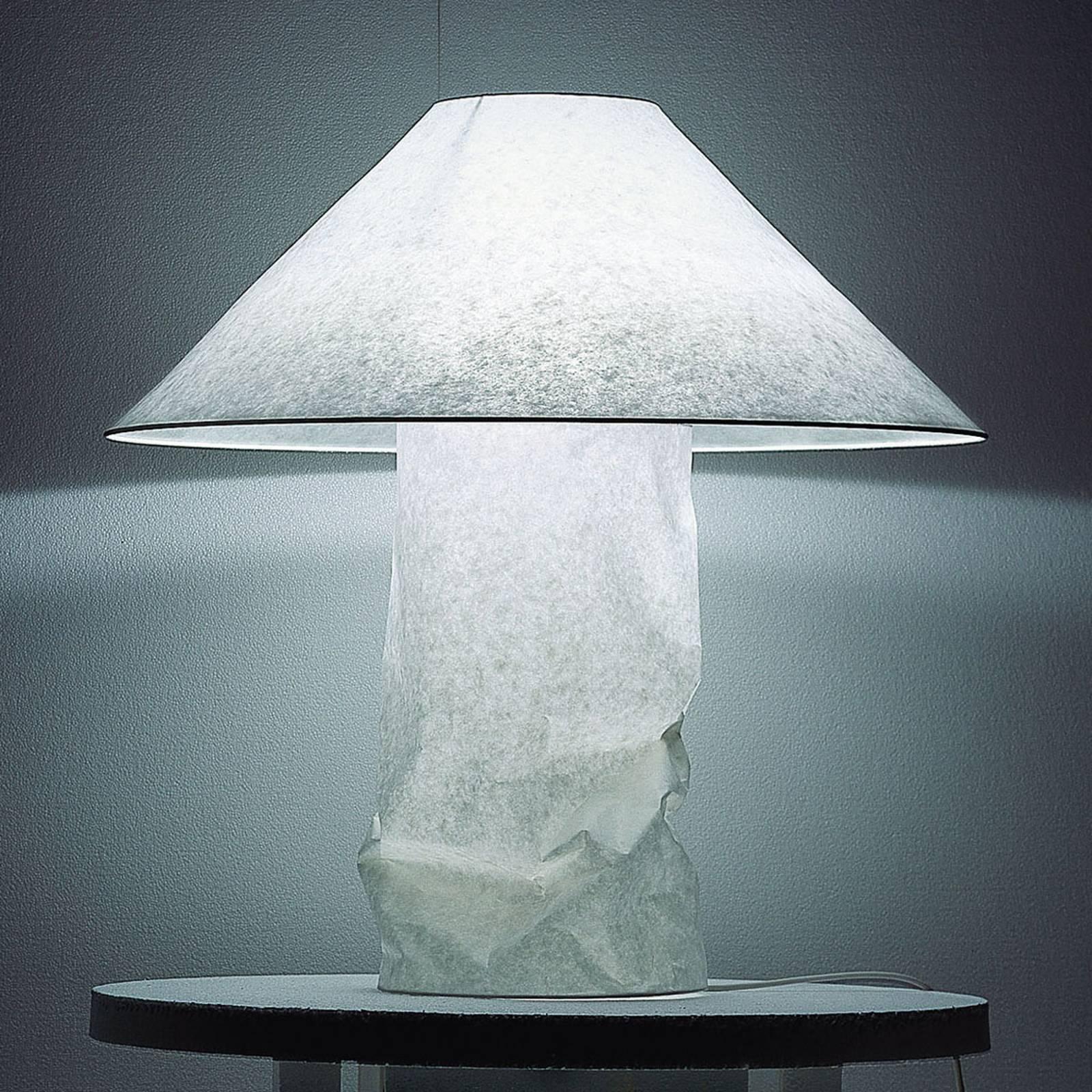 Ingo Maurer Lampampe lampe à poser papier japonais