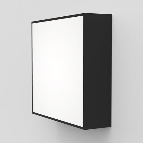 Astro Kea Square 240 LED wandlamp zwart