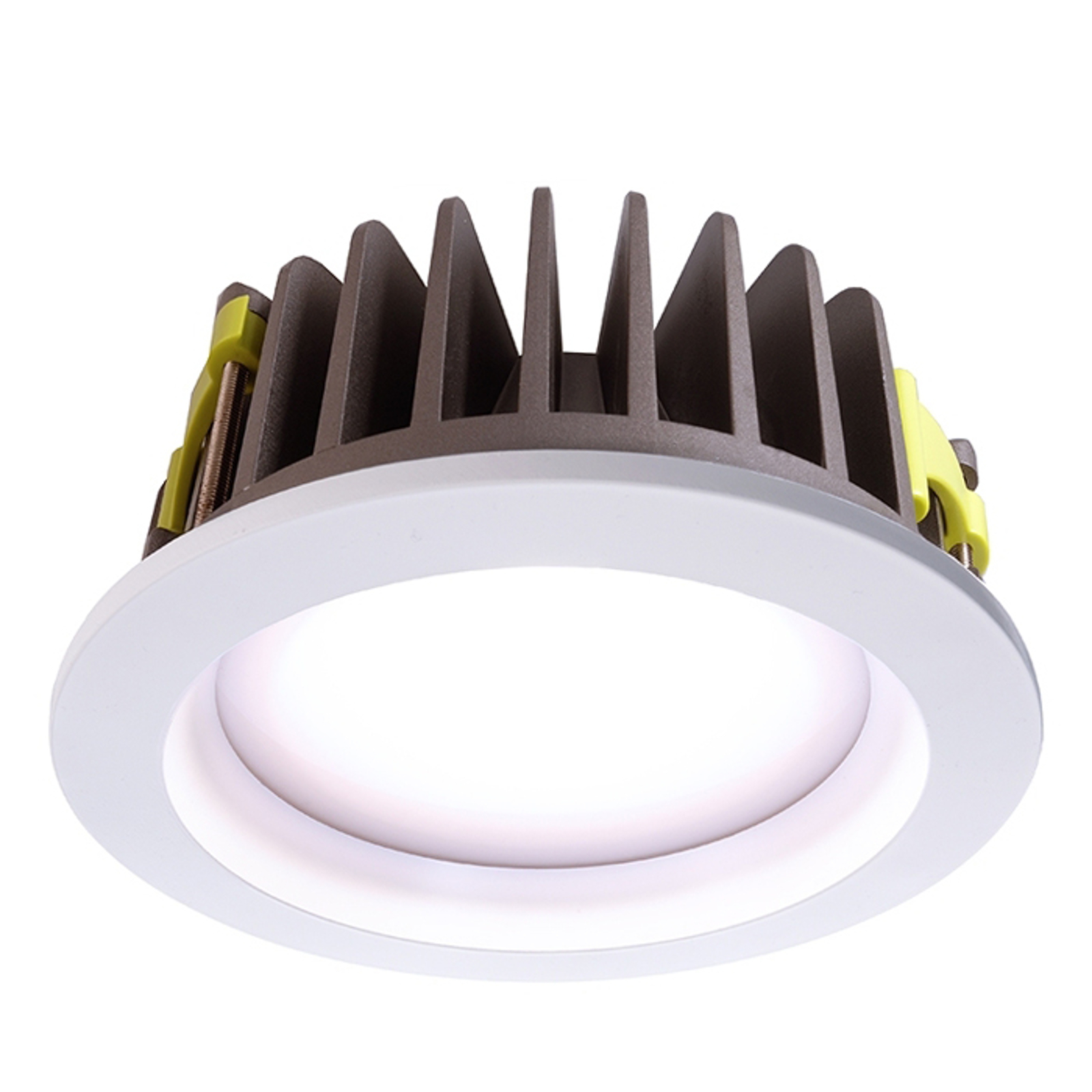Spot encastrable LED COB210 37W, blanc neutre