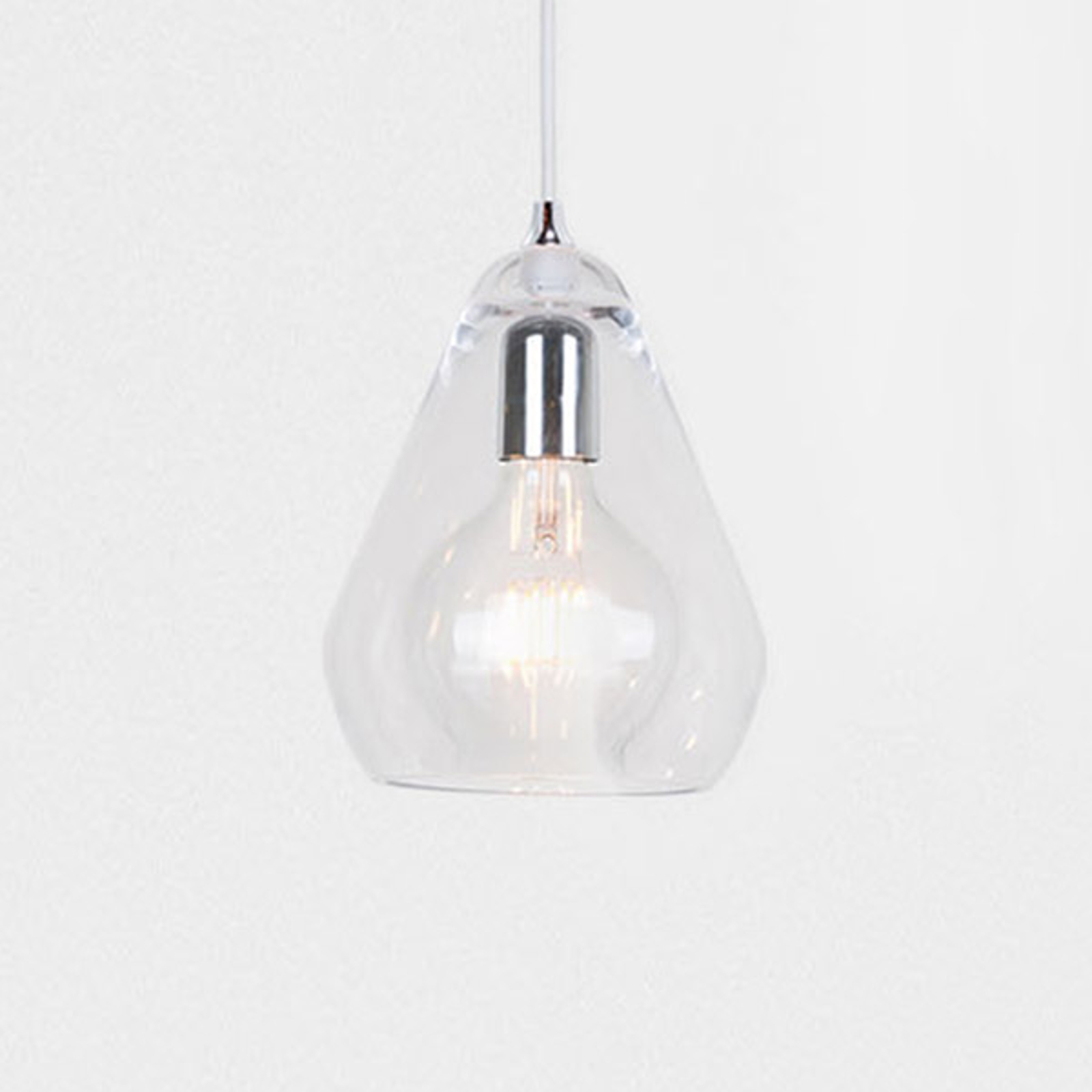 Innermost Core 20 - glazen Hanglamp, helder