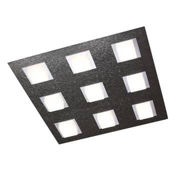 GROSSMANN Basic LED-taklampe, 9 lyskilder