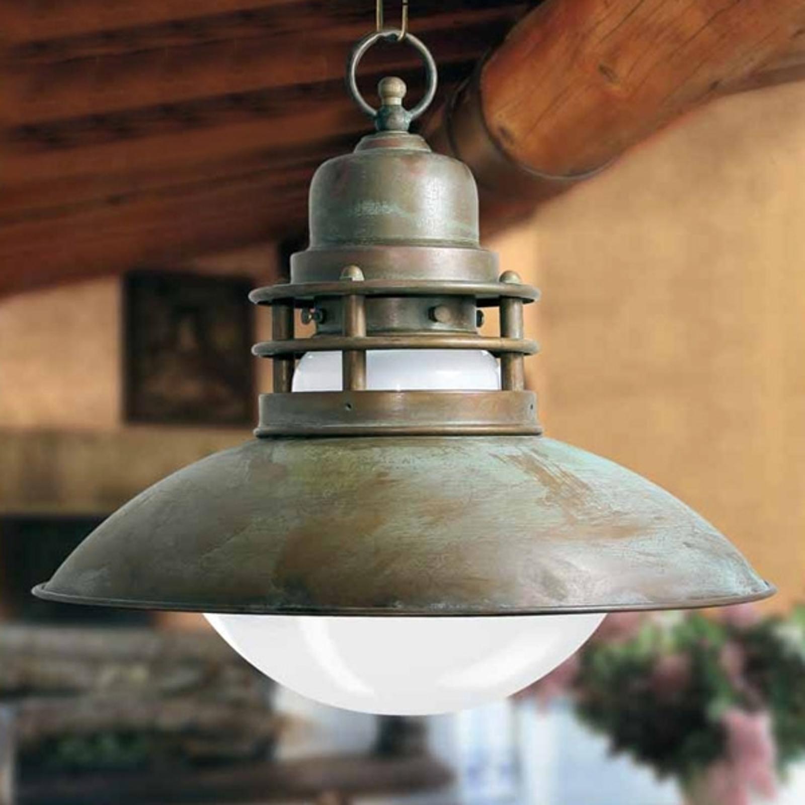 Imponująca lampa wisząca Vanua