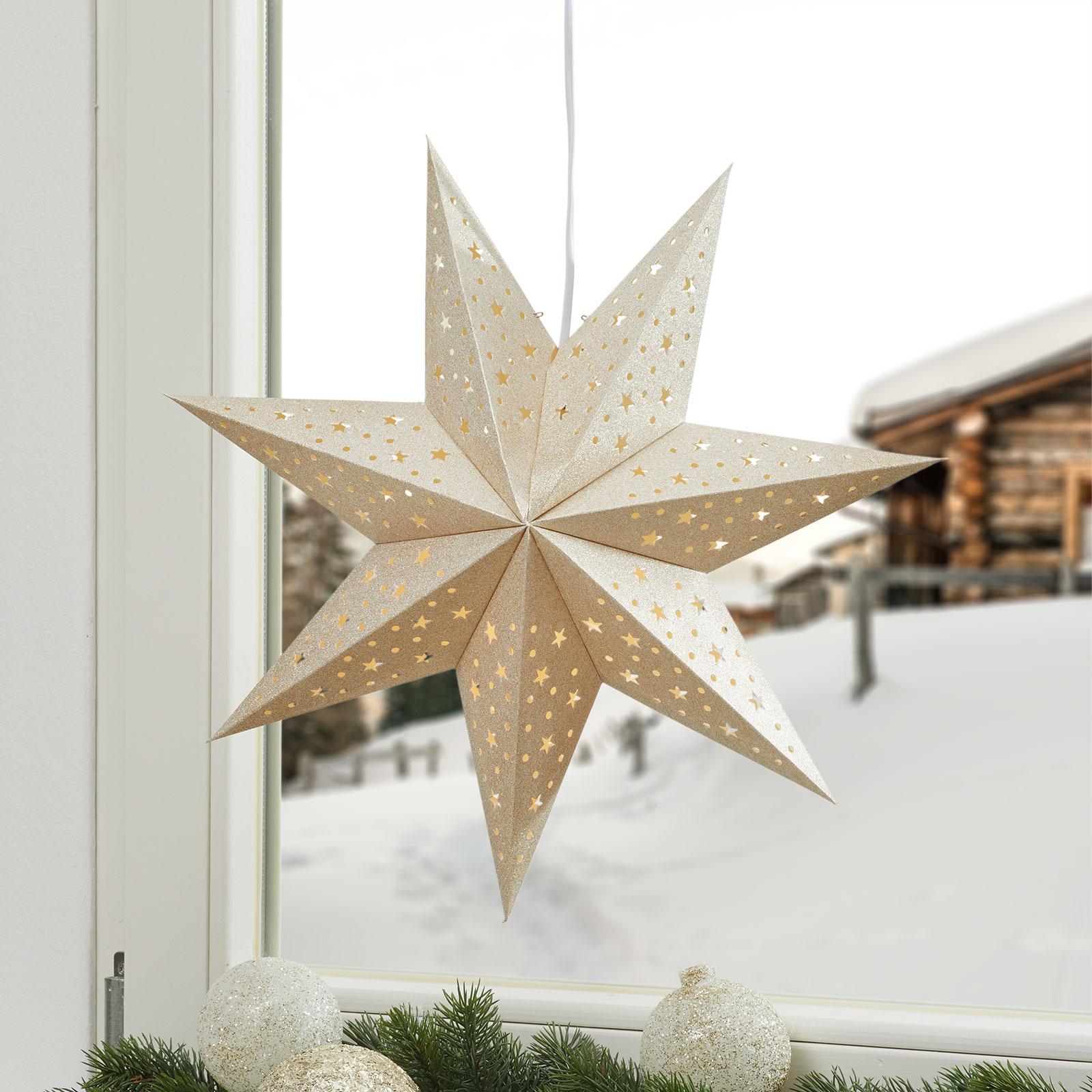 Étoile dorée Solvalla 45cm