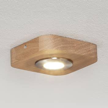 Teple svítící LED stropní svítidlo Sunniva